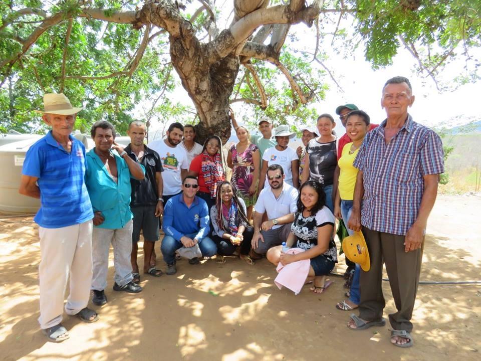 Projeto Inovando em Agroecologia recebe visita de agricultores de Quixadá