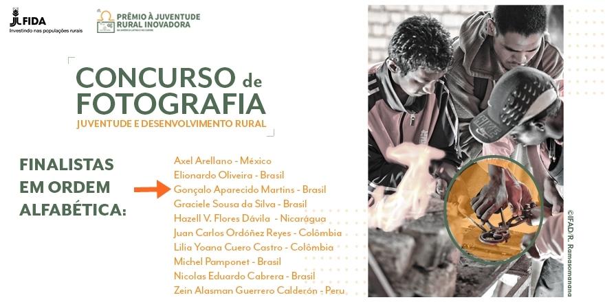 Jovem acompanhado pelo IAC é finalista em festival de fotografia promovido pelo FIDA