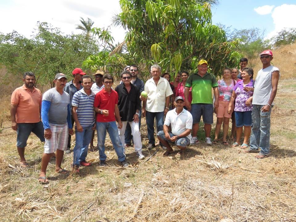 Inovando em Agroecologia: Visita em Capistrano com agricultores e agricultoras de Senador Pompeu