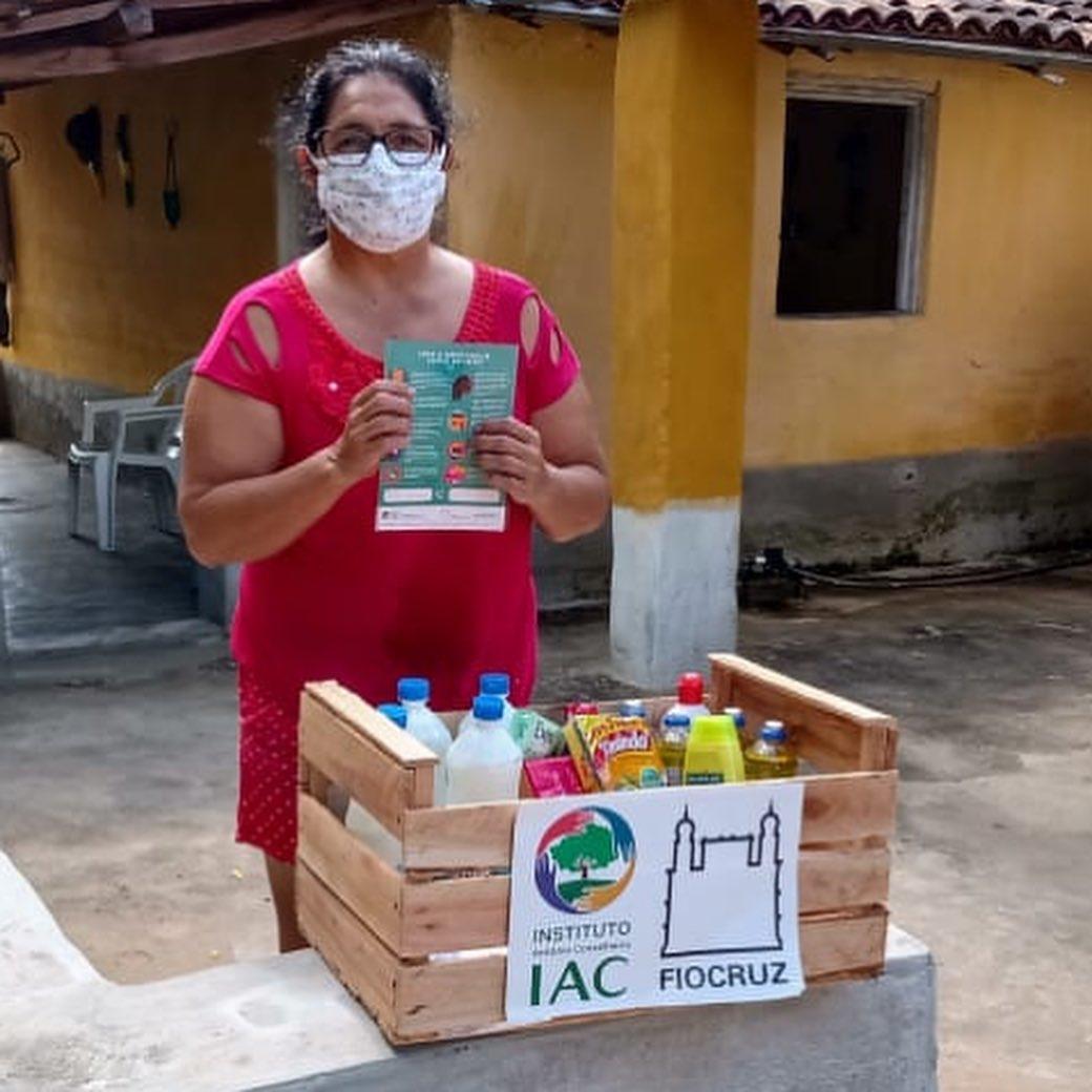 Ação Emergencial COVID-19 / Projeto Cuidar da Vida no Semiárido